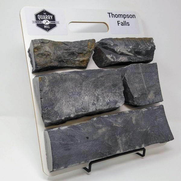 Thompson Falls Natural Stone Veneer Sample Board