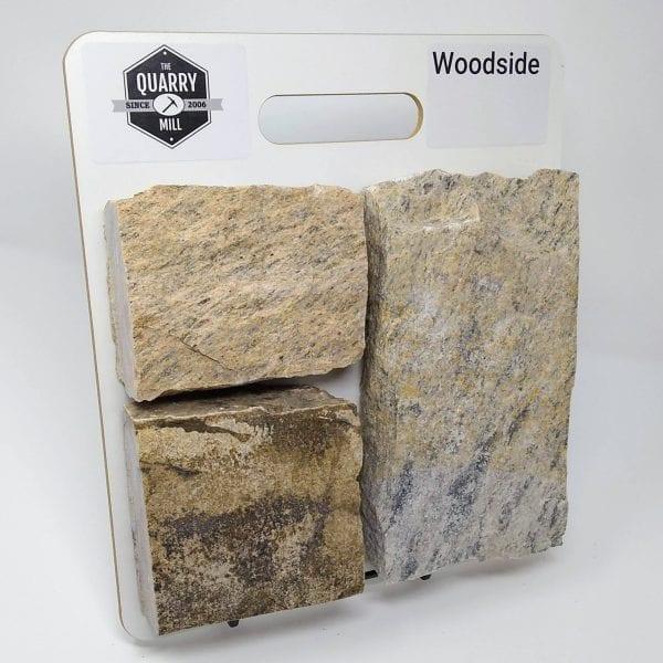 Woodside Natural Stone Veneer Sample Board