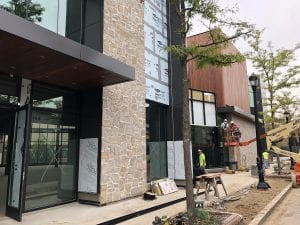 Natural Stone Veneer Installation Process