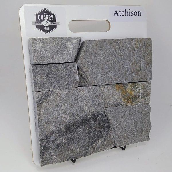 Atchison Natural Stone Veneer Sample Board