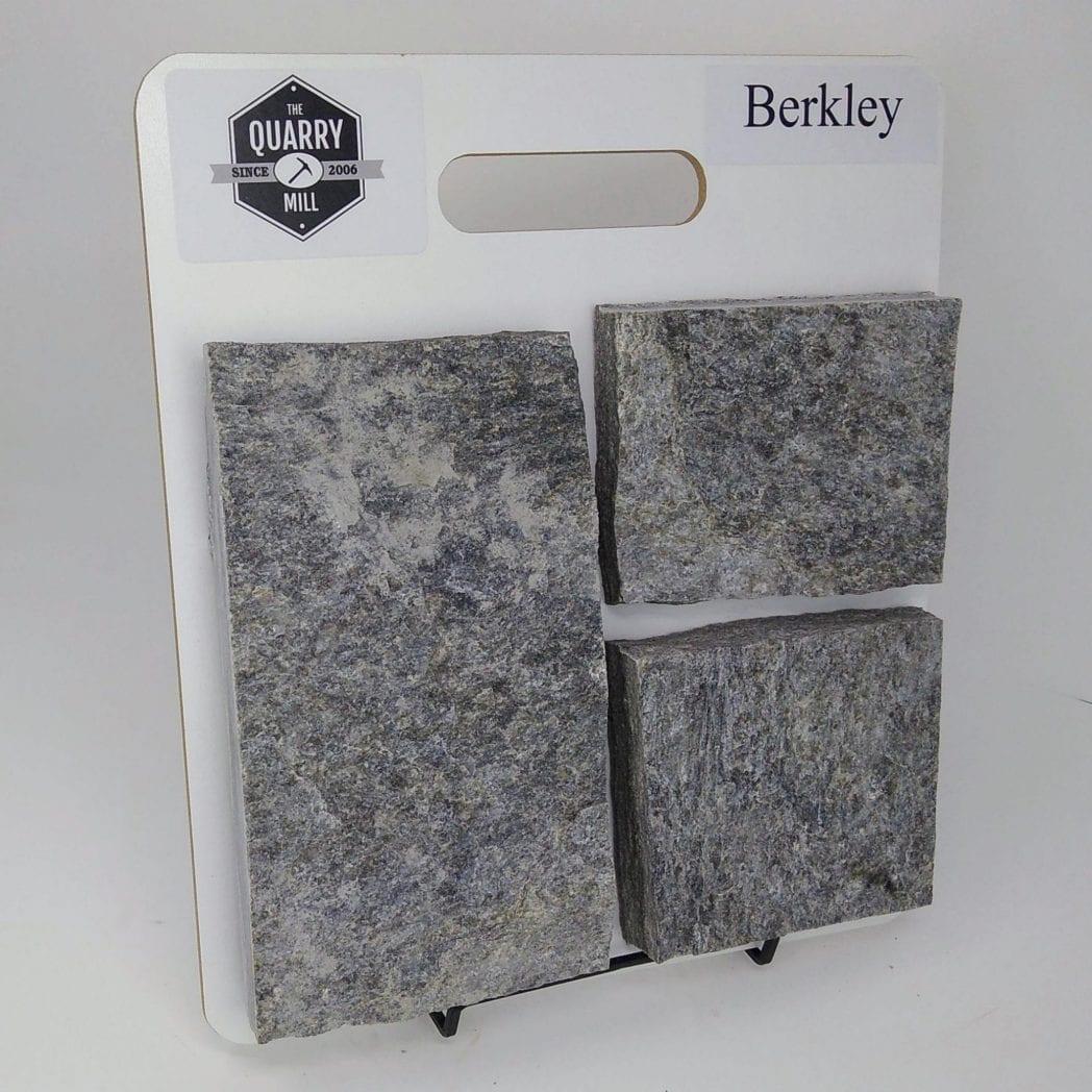 Berkley Natural Stone Veneer Sample Board