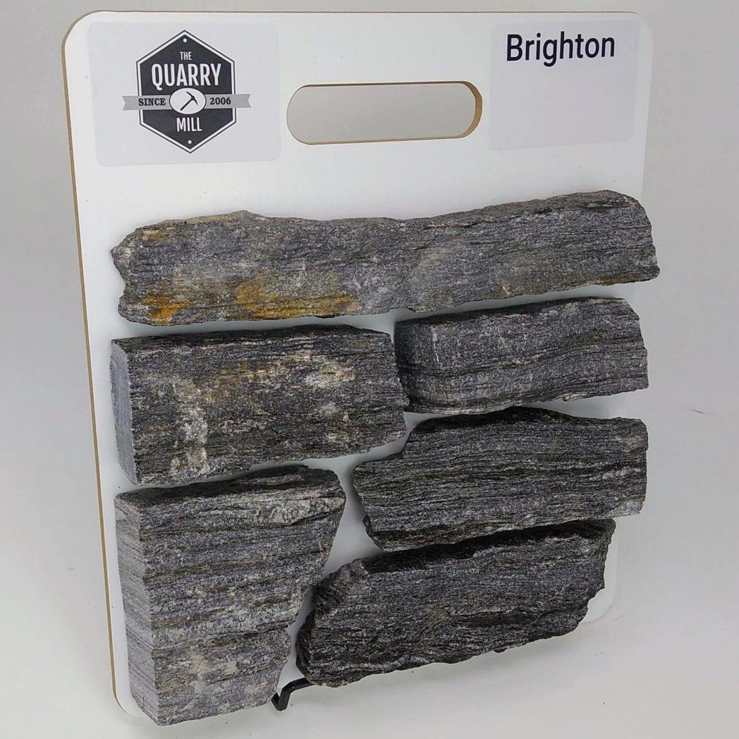 Brighton Natural Stone Veneer Sample Board