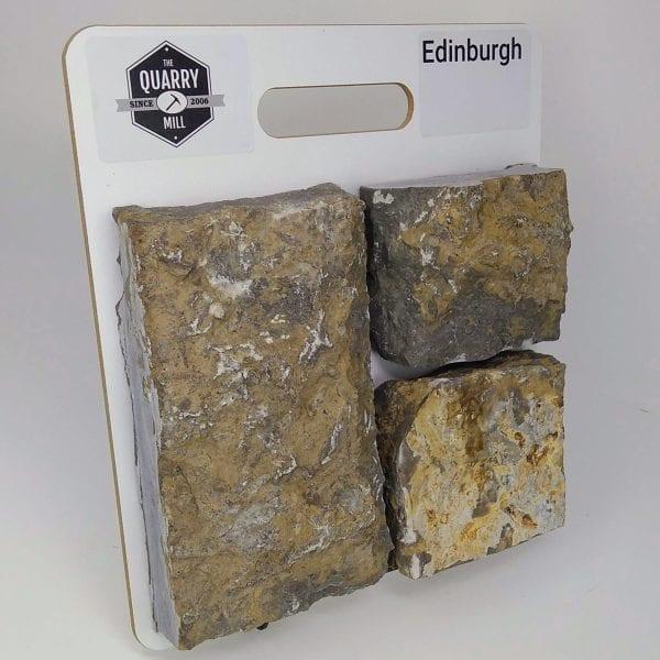 Edinburgh Natural Stone Veneer Sample Board