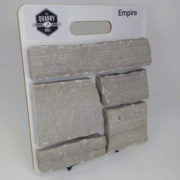 Empire Natural Stone Veneer Sample Board