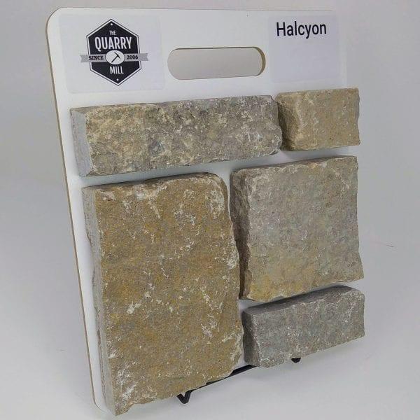 Halcyon Natural Stone Veneer Sample Board