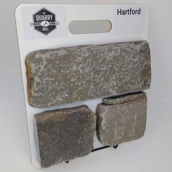 Hartford Natural Stone Veneer Sample Board