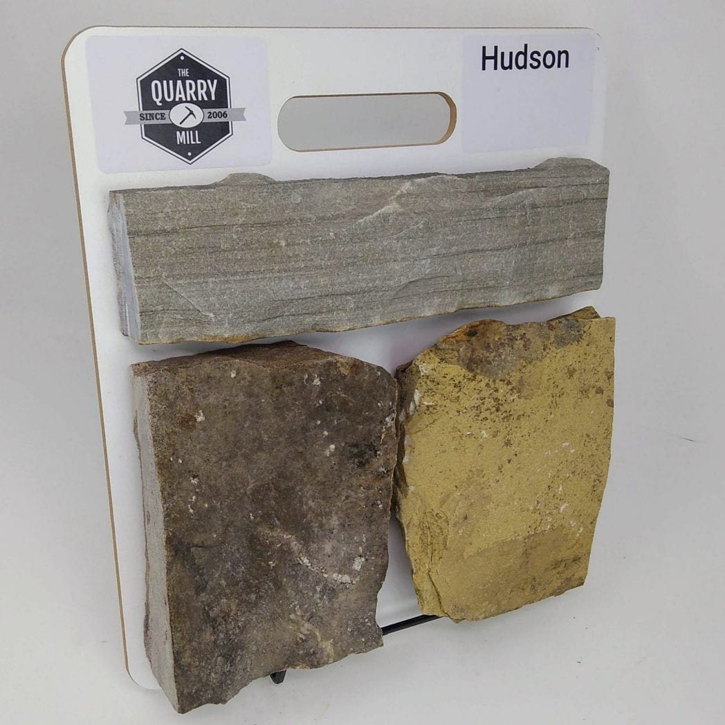 Hudson Natural Stone Veneer Sample Board