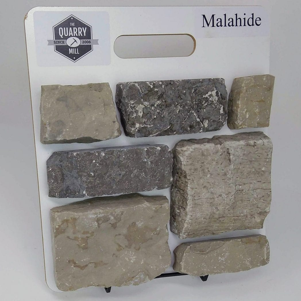 Malahide Natural Stone Veneer Sample Board