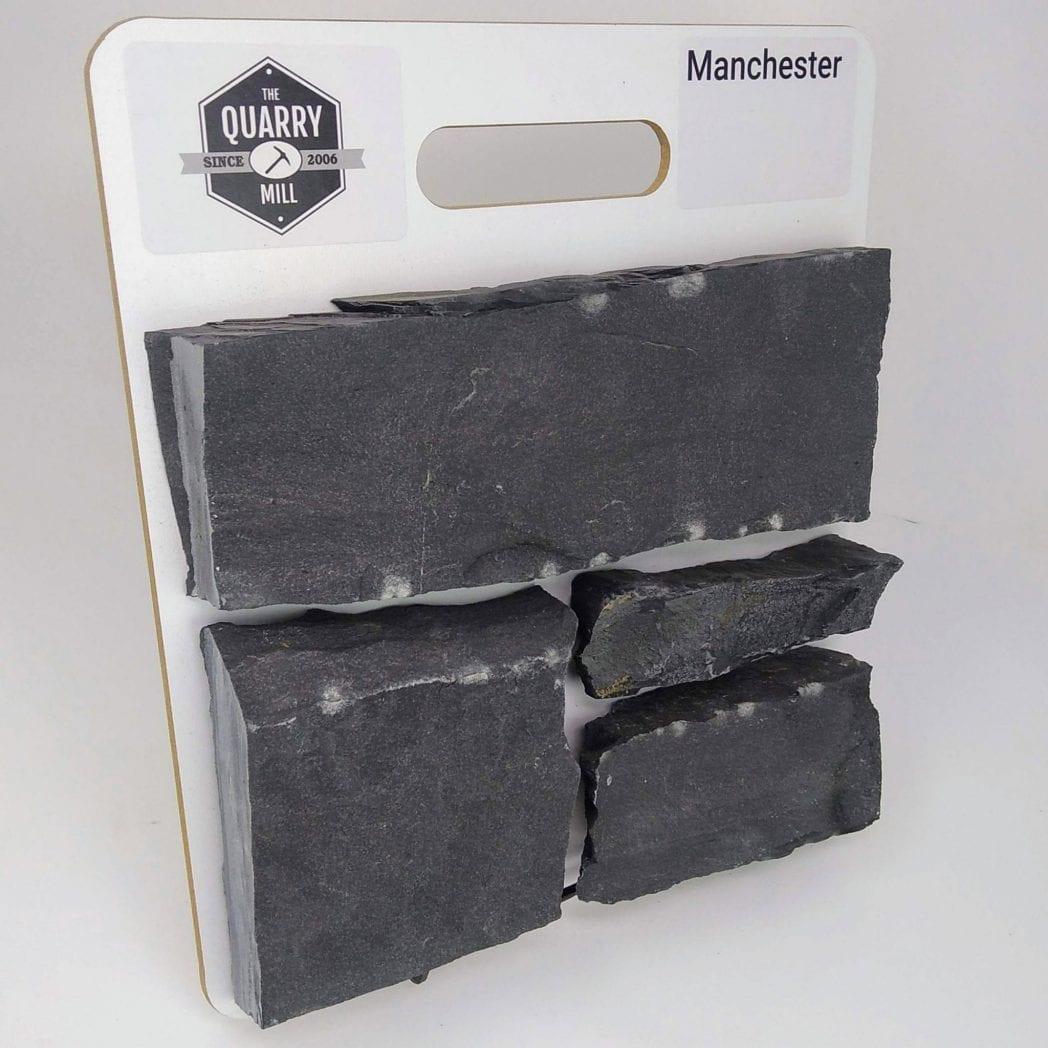 Manchester Natural Stone Veneer Sample Board