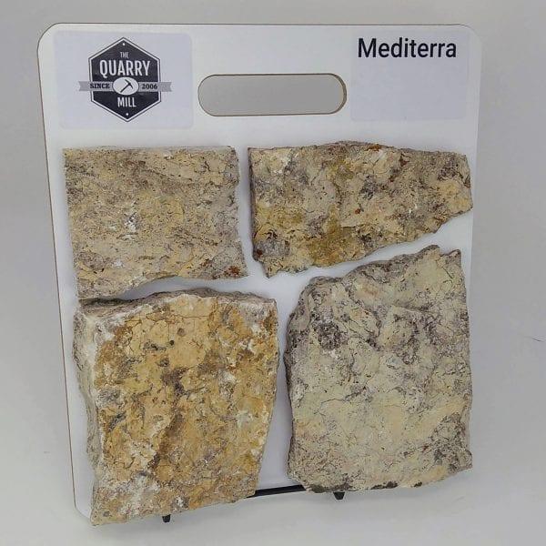 Mediterra Natural Stone Veneer Sample Board