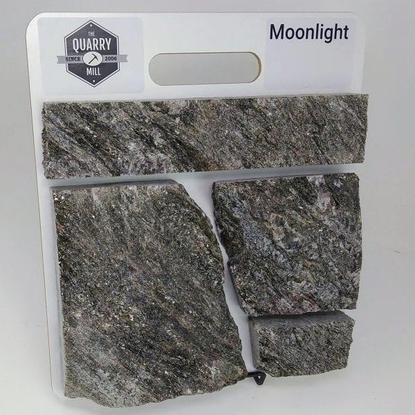 Moonlight Natural Stone Veneer Sample Board