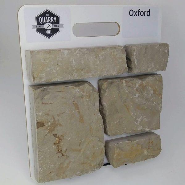 Oxford Natural Stone Veneer Sample Board