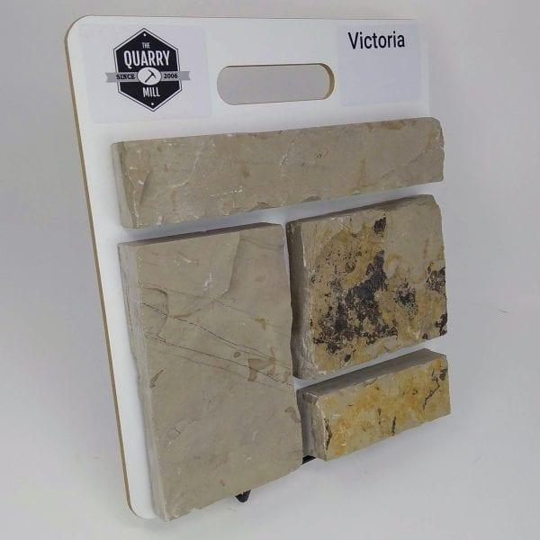 Victoria Natural Stone Veneer Sample Board