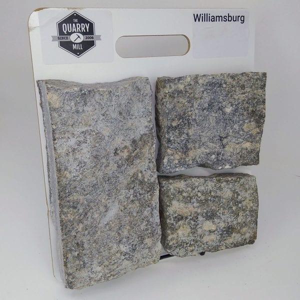 Williamsburg Natural Stone Veneer Sample Board
