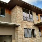 Sister Bay Natural Stone Veneer Residential Exterior