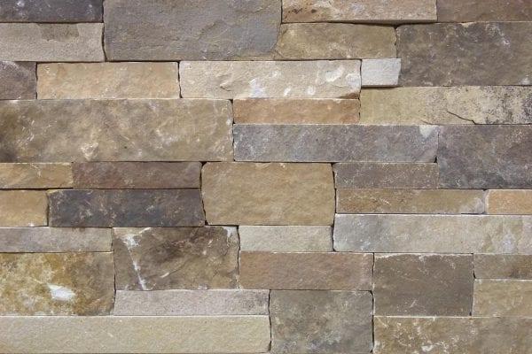 dimensional ledgestone thin stone veneer
