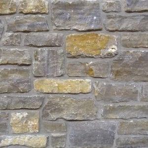 Ashlar Style Real Stone Veneer