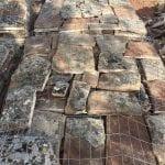 Eagle River Natural Stone Veneer Stock Pallet