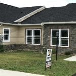 Exterior Masonry with Nicolet Natural Stone Veneer