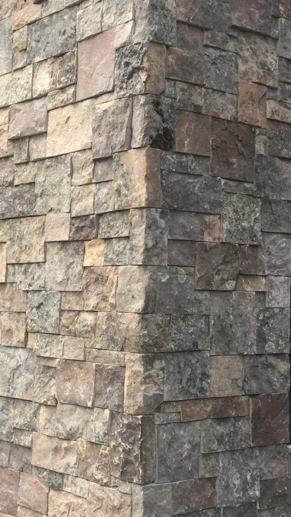 Spreewald Natural Thin Stone Veneer Exterior