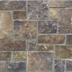 Yukon Natural Thin Stone Veneer