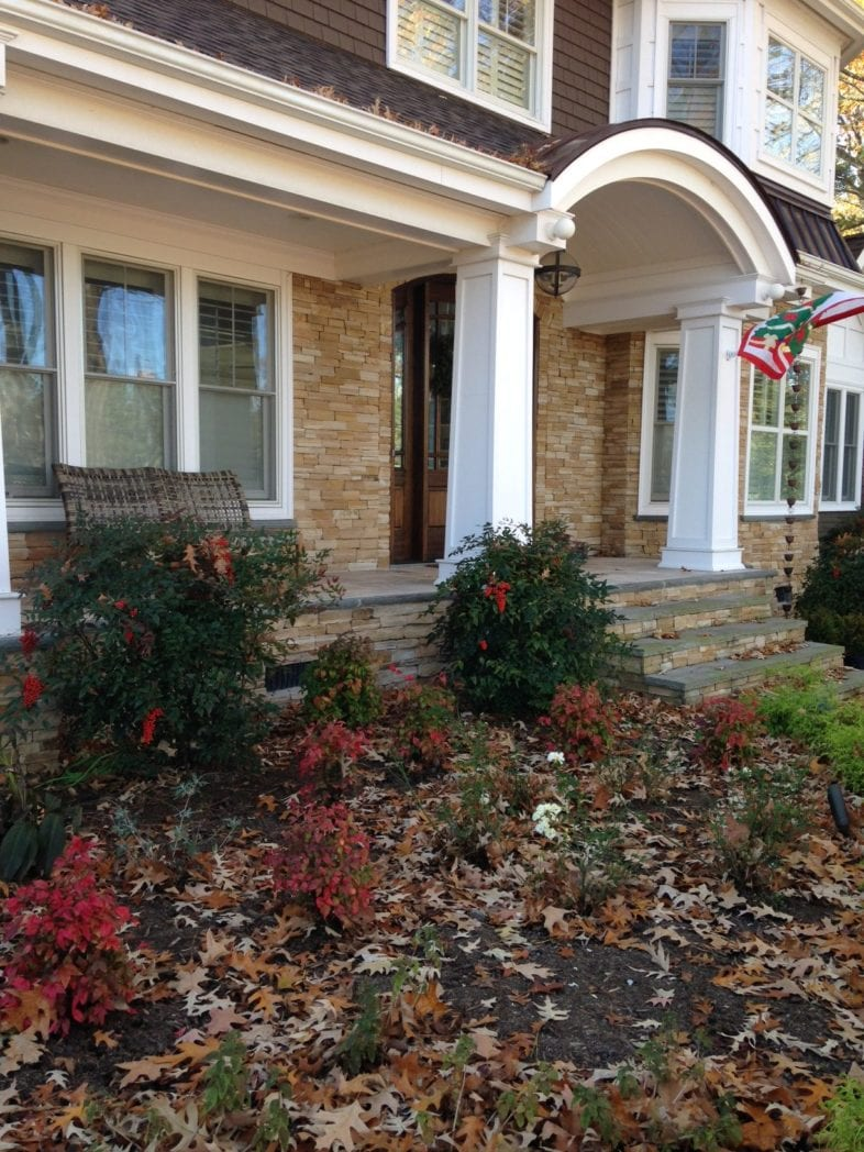 Hawthorne Natural Stone Veneer Home Exterior