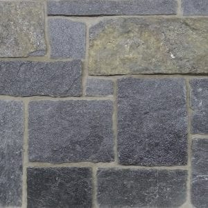 Swatch of Juneau real thin stone veneer