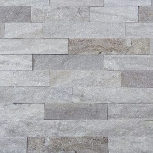 Swatch of Whittier real thin stone veneer