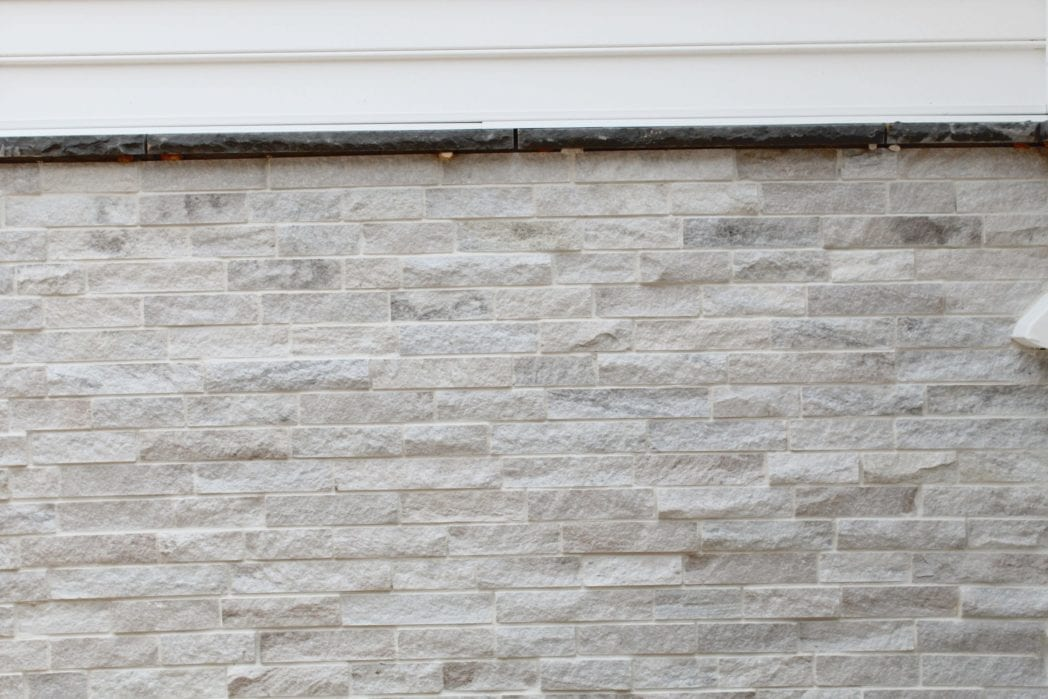Whittier Natural Stone Veneer Exterior