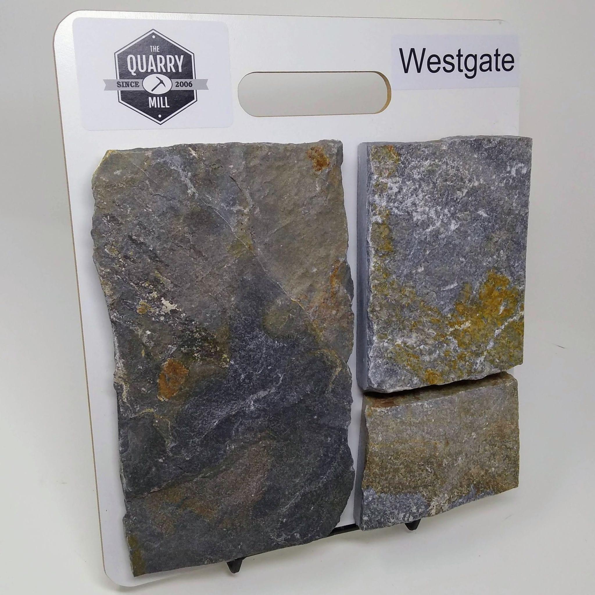 Westgate Natural Stone Veneer Sample Board