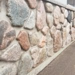 Fieldstone Cobbles Natural Thin Stone Veneer
