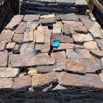 Highlander Natural Stone Veneer Stock Pallet