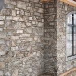 Moonlight Dimensional Thin Stone Veneer Exterior