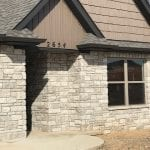 Pewter Night Sawed Height Tumbled Stone Veneer
