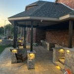 Addison Tumbled Sawed Height Real Stone Veneer Outdoor Living