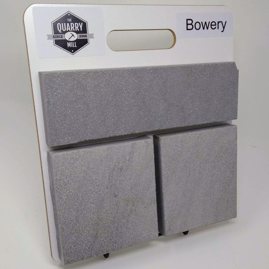 Bowery Natural Stone Veneer Sample Board