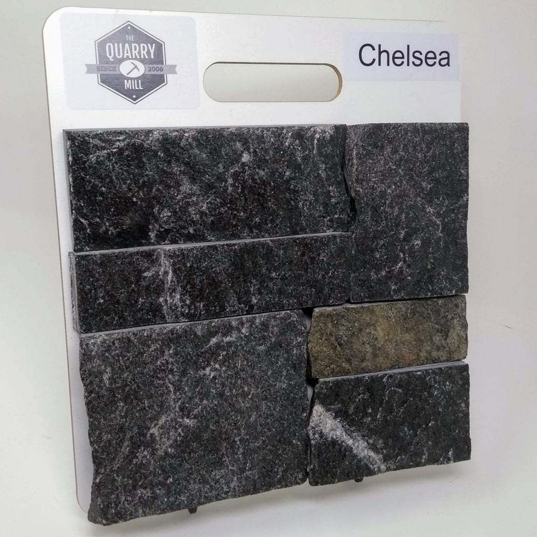 Chelsea Natural Stone Veneer Sample Board