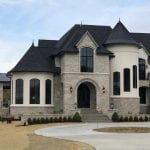 Custom Fond du Lac Natural Thin Stone Veneer