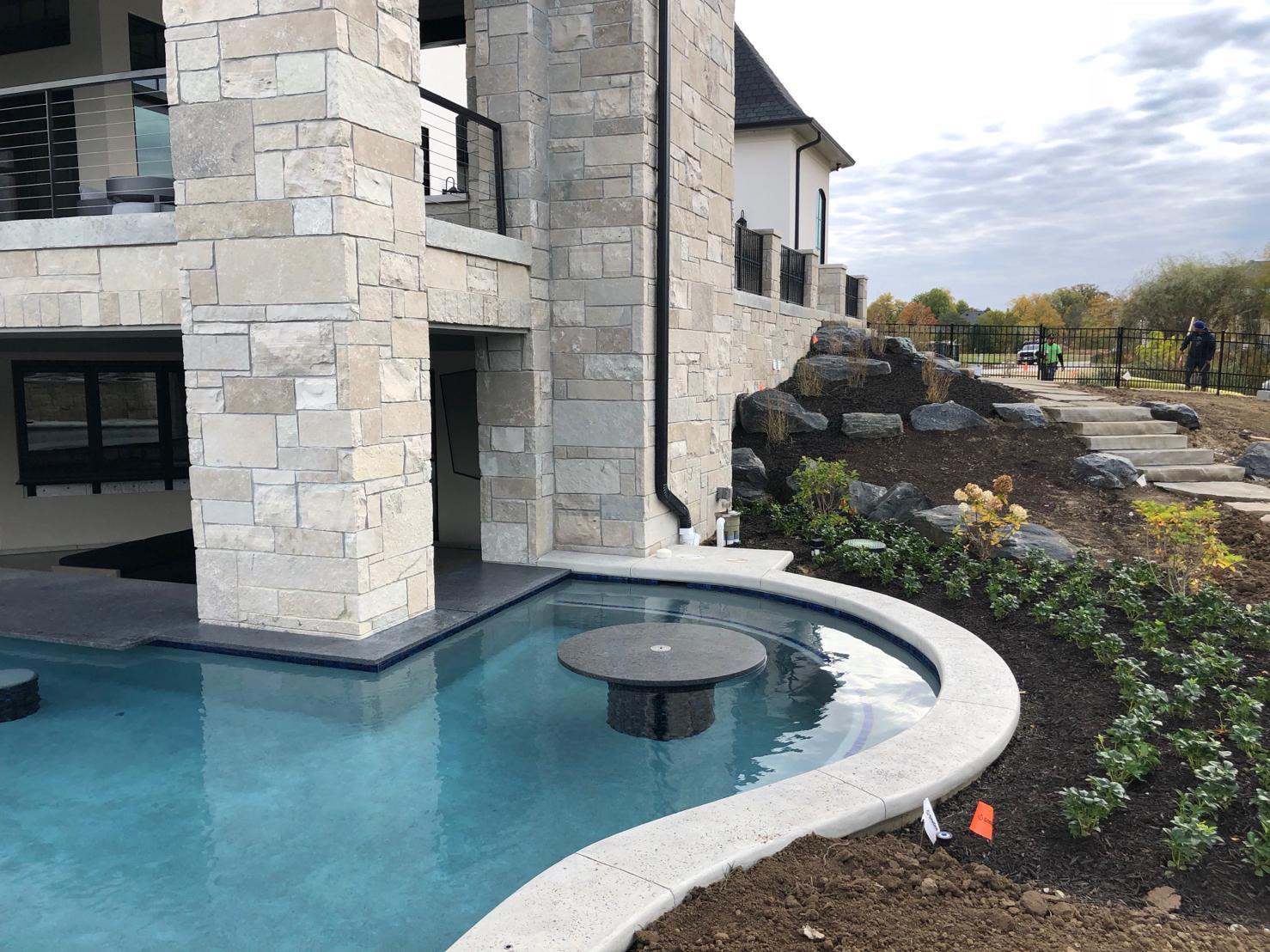 Custom Fond du Lac Real Stone Veneer