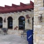 Madison Real Stone Veneer Commercial Exterior