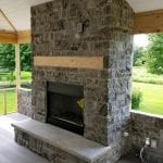 Moonlight Natural Thin Stone Veneer Outdoor Living