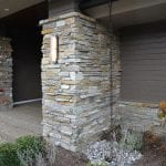 Smokey Gold Real Ledgestone Style Veneer