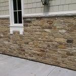 Winchester Natural Thin Stone Veneer Exterior Masonry