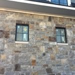 Autumn Ridge Natural Thin Stone Veneer Exterior Masonry
