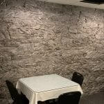Moonlight Real Stone Veneer Accent Wall