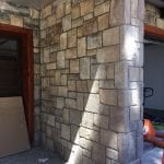 Palmetto Natural Thin Stone Veneer Exterior
