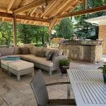 Stonegate Ashlar Natural Stone Veneer Outdoor Living