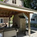 Stonegate Real Thin Stone Veneer Outdoor Living