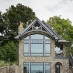 Brookhaven Fieldledge Natural Stone Veneer Exterior