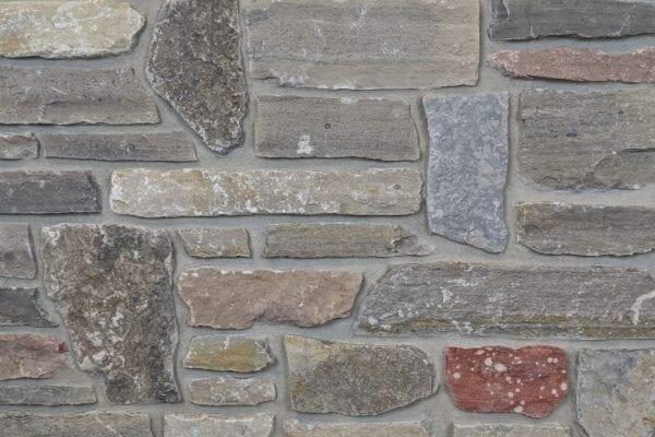 Brookhaven Real Thin Stone Veneer Mock-Up